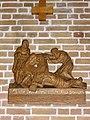 Huissen (Lingewaard) RK kerk kruisweg statie 11.JPG