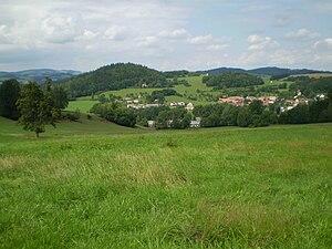 Bohemian-Moravian Highlands - Typical landscape