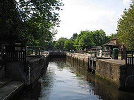 Hurley Lock