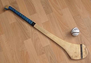 Hurley (stick) Piece of sporting equipment