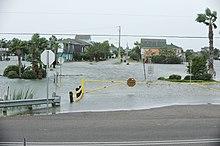 Effects Of Hurricane Ike In Texas Wikipedia