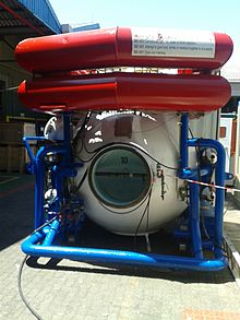Saturation diving - Wikipedia