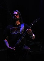 Hypocrisy, Tomas Elofsson at Party.San Metal Open Air 2013.jpg