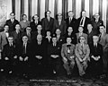 ILGWU General Executive Board, 1944-1947 including David Dubinsky, Luigi Antonini, Julius Hochman, Charles Zimmerman, Louis Stulberg, and others (5279330497).jpg