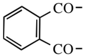 IUPAC polymer nomenclature - IUPAC phthaloyl divalent group