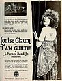 I Am Guilty (1921) - Ad Film Daily May 1 1921.jpg