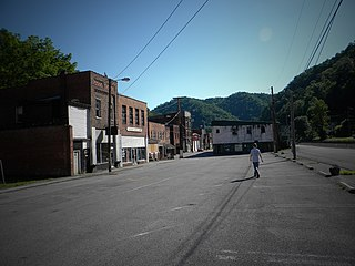 Iaeger, West Virginia Town in West Virginia, United States