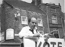 Campaigning in 1970 general election