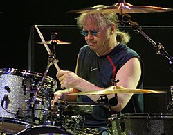 Ian Paice live in concert with Deep Purple at the Labatt Centre in London, Ontario, Canada (2005)