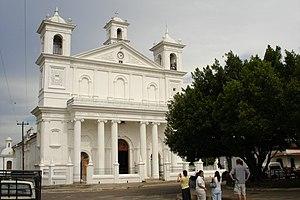 Suchitoto - Catholic Parish Church of Santa Lucia, Suchitoto