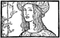 Illustration at page 130 in Grimm's Household Tales (Edwardes, Bell).png