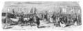Illustrirte Zeitung (1843) 18 276 1 Eine Hauptversammlung der Repealer auf dem Felde von Donnybrook.PNG