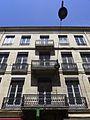 Immeuble de négociants 11, rue de la république saint etienne vue balcons.jpg