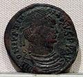 Impero romano d'oriente, giustiniano, emissione bronzea, 527-565.JPG