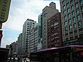 In front of Exit 4, Guting Station 20120515.jpg
