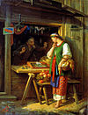 In the Shop 1882 by Gribkov.jpg