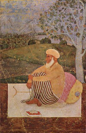 Scene: Maulvi in Meditation