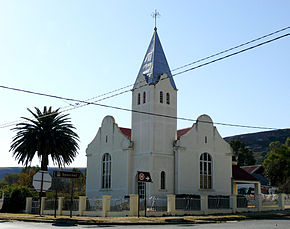 Dutch Reformed Church in Indwe