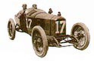 1916 Indianapolis 500 - 1916 Indianapolis 500 winning car