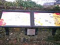 Information Board, Hywel Dda Centre, Whitland - geograph.org.uk - 1162227.jpg