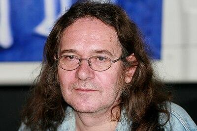 Picture of an author: Ingvar Ambjørnsen