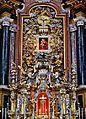 Innsbruck Dom St. Jakob Innen Hochaltar 4.jpg