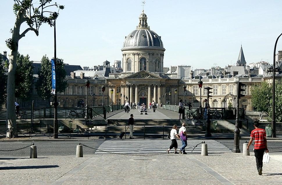 בניין האקדמיה הצרפתית, פריז