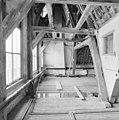 Interieur- voorste gedeelte van de zolder, direct achter de voorgevel, tijdens de restauratie - Brielle - 20042525 - RCE.jpg