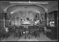 Interior of the Heretaunga Boating Club, probably 1915 or 1916. ATLIB 140876.png