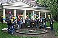 International Day Against Homophobia 2010 Rainbow Flash Brno 1.jpg