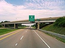 Interstate Wikipedia - Us 31 highway map