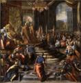 Invio degli ambasciatori veneziani a Federico Barbarossa - Domenico Tintoretto.png