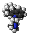 Iprindole molecule spacefill.png