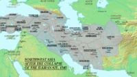 İlhanlılar (1345)