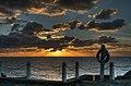 Irish Sea Sunset - geograph.org.uk - 567127.jpg