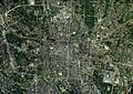 Isesaki city center area Aerial photograph.1986.jpg