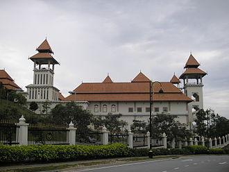 Putrajaya - Istana Melawati
