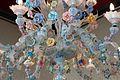 Istituto veneto di scienze, lettere e arti, lampadari in vetro di murano, 03.jpg
