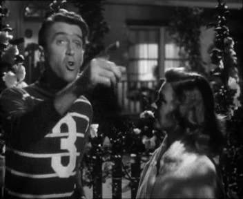 It's A Wonderful Life-George with Mary
