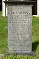 Jüdischer Friedhof Köln-Bocklemünd - Grabstätte Kurt Simons (2).jpg