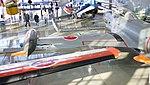 JASDF T-33A(71-5239) left wing rear view at Hamamatsu Air Base Publication Center November 24, 2014.jpg