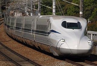 N700S Series Shinkansen Japanese high speed train type