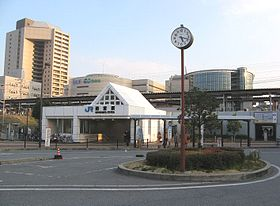 Image illustrative de l'article Gare de Nishinomiya (JR West)