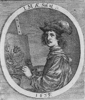 Jacob Marrel German Baroque painter