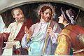 Jacopo vignali, gesù pellegrino in emmaus, 1621-22 ca. 02.jpg