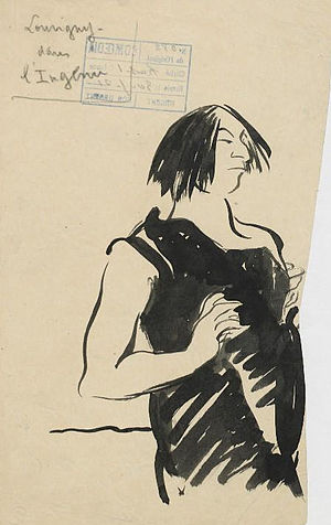 Photo Jacques Louvigny via Opendata BNF