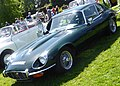 Jaguar E Type V12 (1971) (34799436356).jpg