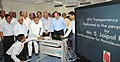 Jaipal Reddy launching the LPG Transparency Portal, in New Delhi on June 22, 2012. The Secretary, Ministry of Petroleum and Natural Gas, Shri G.C. Chaturvedi is also seen.jpg