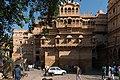 Jaisalmer-Citadel-09-Mahârâwal Palace-20131010.jpg