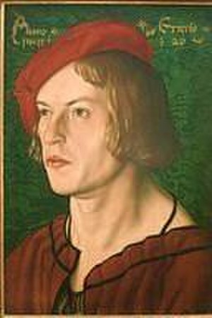 Meyer zum Pfeil - Image: Jakob Meyer zum Pfeil (+ c. 1515)